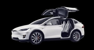 Tesla--X