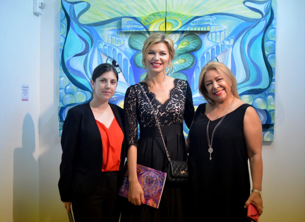 Ольга Перчинская - молодая художница из Молдавии