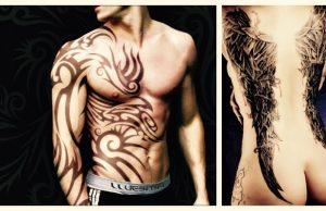 Татуировки – модный способ самовыражения или необдуманная затея?
