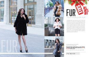FUR COATS: Christmas SALE up to 50% off