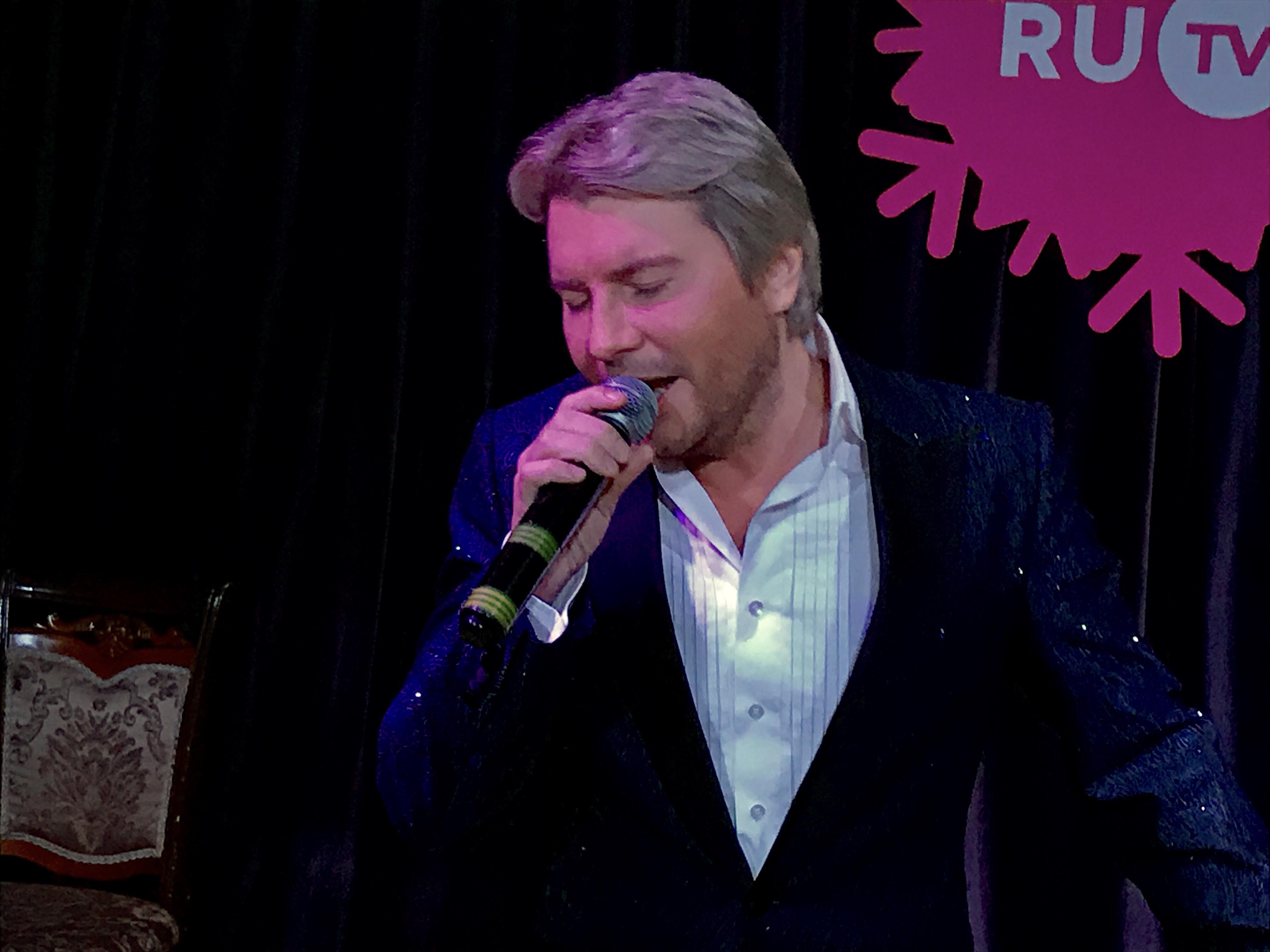 10 лет RU-TV Басков