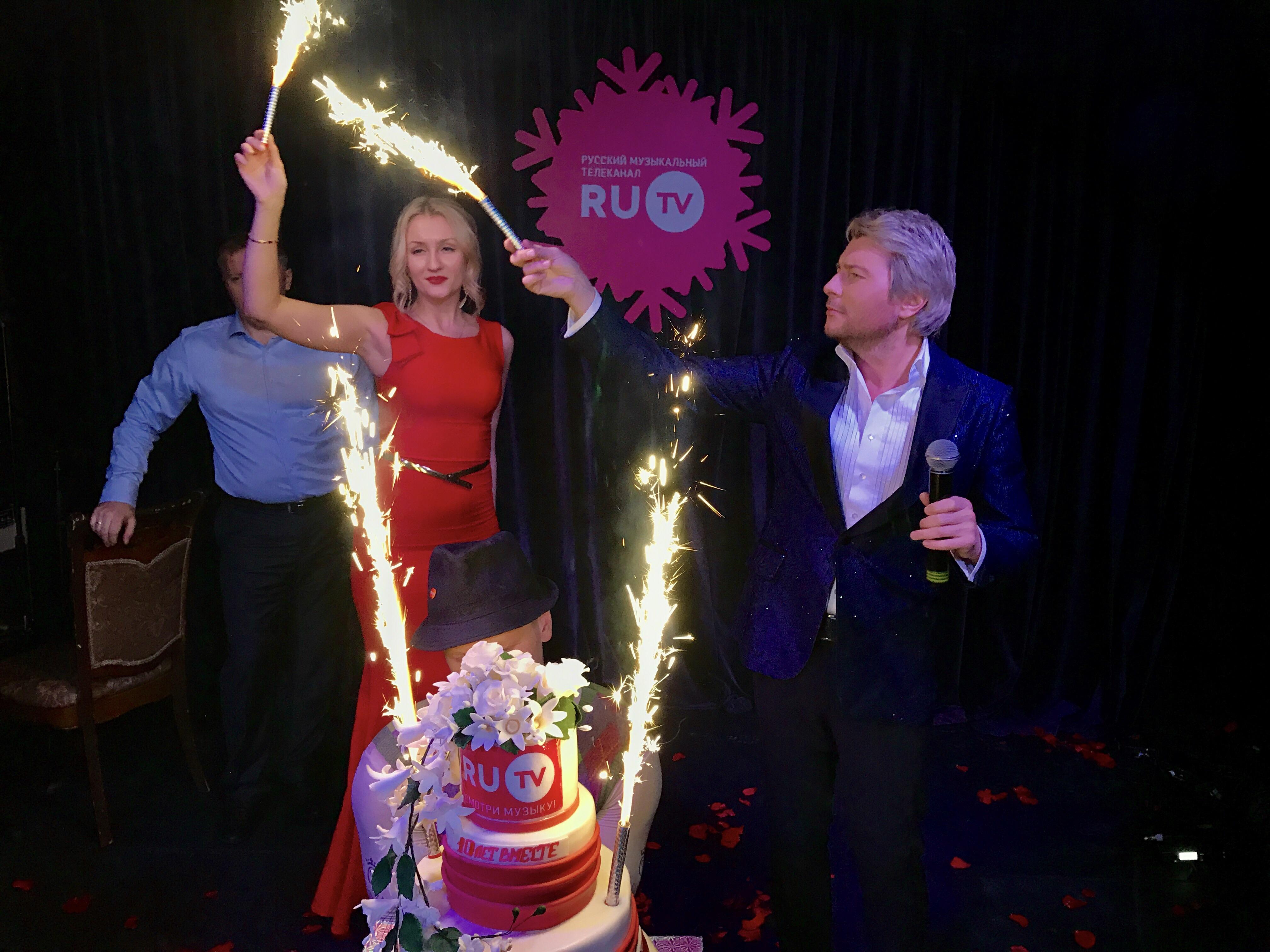10 лет RU-TV