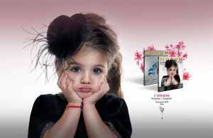 Kamelia Salogub is a small, bright star at the beginning of a great modeling career.