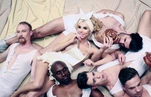 """Украинская эротика с изюминкой. СолоХа сняли первое эротическое видео на песню """"Булочка""""."""