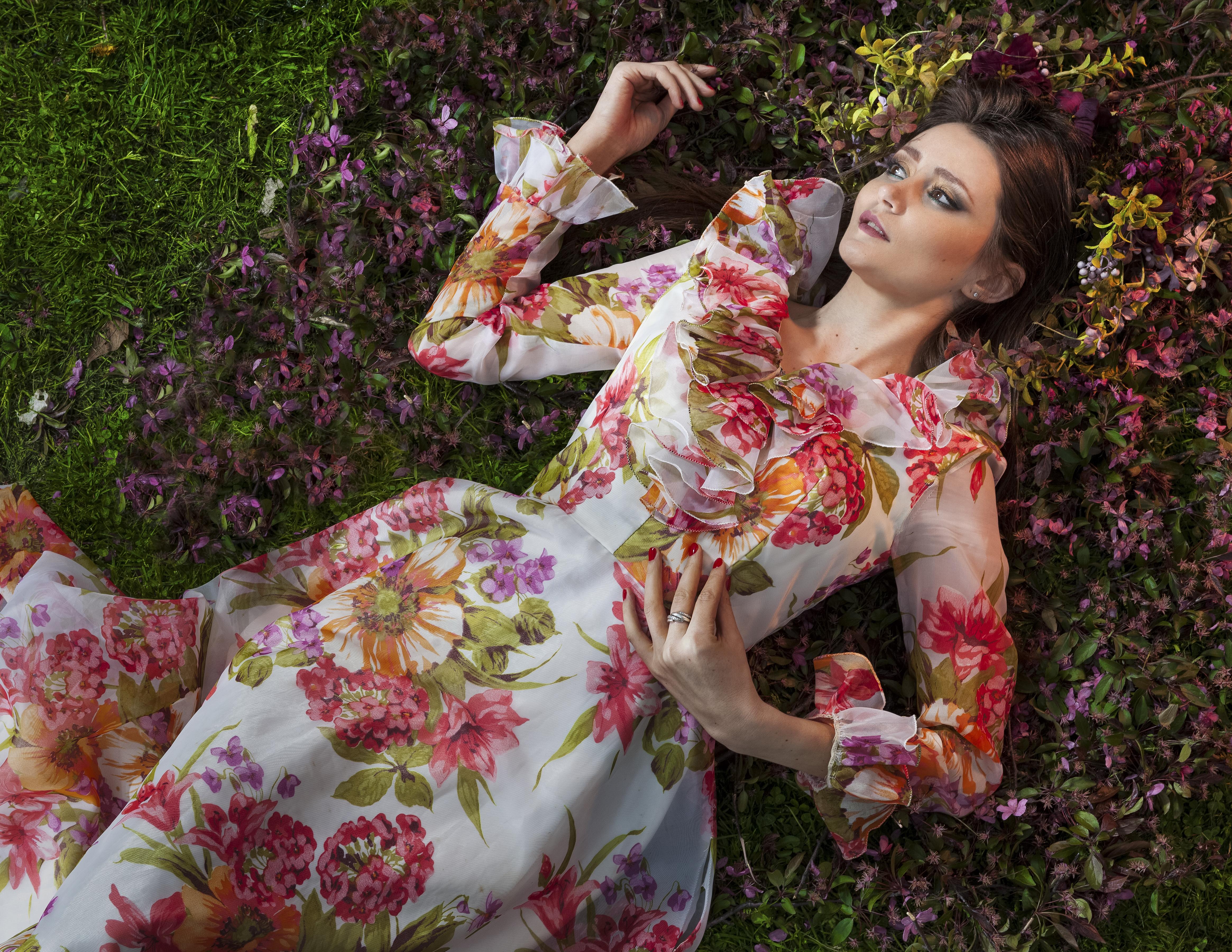 Spring Queen of MODUM is Alinna.