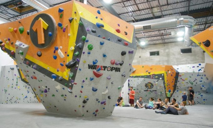 Class for One or Two at First Ascent Climbing